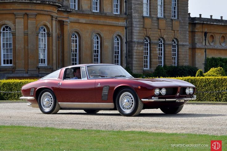 Iso Grifo (1966)