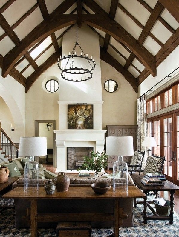 Cathedral Ceiling Home Plans Best Of Two Story House Ideas: Fifty Five Exclusive Cathedral And Vaulted Ceiling Styles