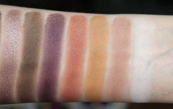 nabla cosmetics eyeshadow - Entropy, Camelot, Mimesis, Petra, Caramel, Narciso, Antique White