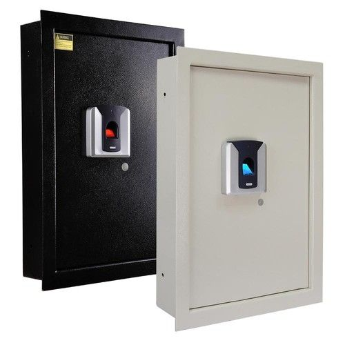 Wall safes quickvent fake hvac vent gun safe w rfid card False wall safe