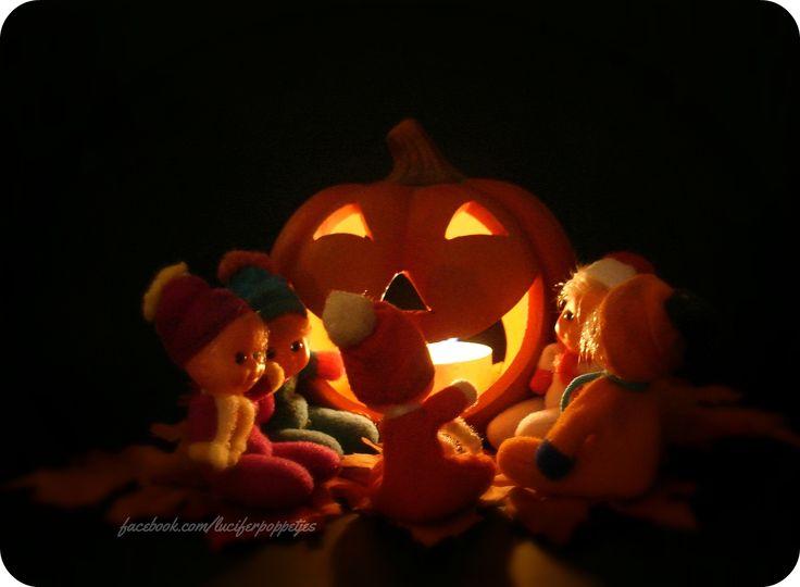 Bijna halloween