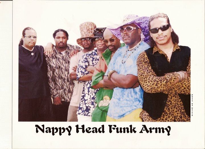 The Nappy Head Funk Army