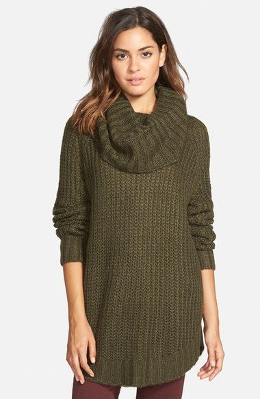 Dreamers by Debut Cowl Neck Sweater available at #Nordstrom
