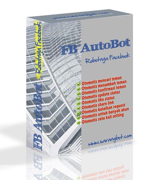 Facebook Autobot Robot   Oke laris