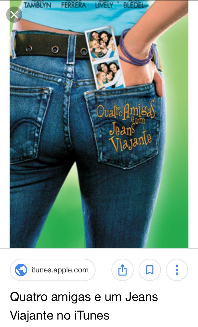 Pin De Grazia Franklin Em Filmes Jeans Filmes E Quatro Amigas