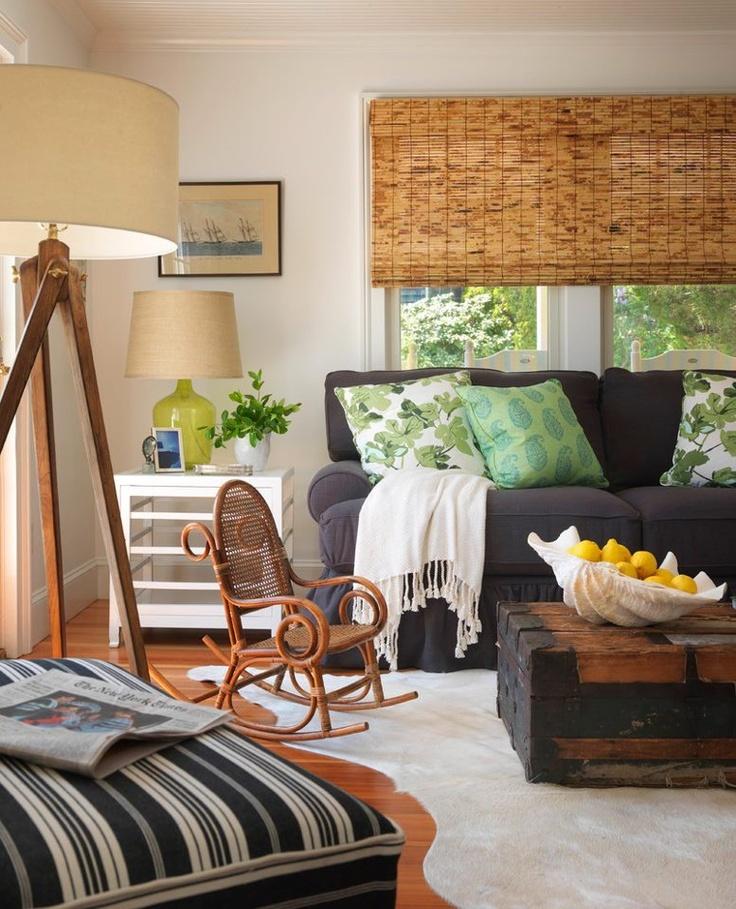 чехлыDecor, Watches Hills, Ideas, Living Rooms, Beach Cottages, Hills Cottages, Beach Style, Livingroom, Kate Jackson