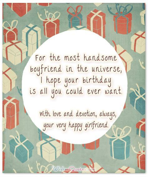 Romantic Happy Birthday Wishes For Your Boyfriend Or Husband Sweet SMS Text Messages Him
