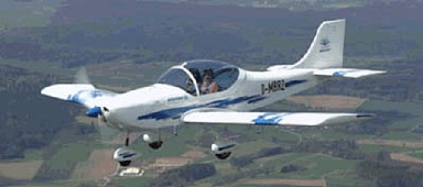 Aerosport Ltd. Breezer , another Special Light Sport Aircraft