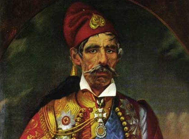 Γενναίος Κολοκοτρώνης (1805 – 1868)