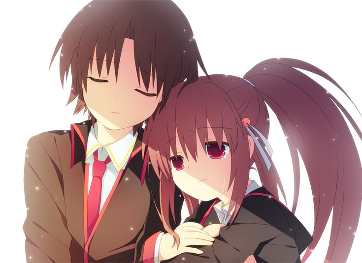 Riki and Rin - Little Busters!