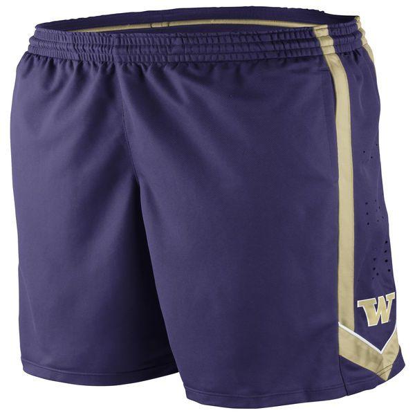Nike Washington Huskies Youth Purple Basketball Tourney Shorts - $14.99