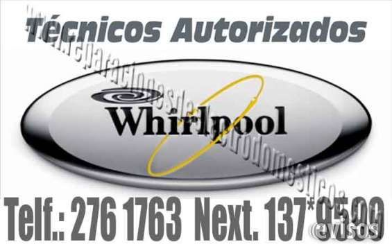 ???SERVICIO  TECNICO DE LAVADORAS WHIRLPOOL? SAN BORJA? SURCO ? CHORRILLOS ????MAXIMA EFIC Hola somos Sermisa ? Perú estamos dedicados .. http://lima-city.evisos.com.pe/servicio-tecnico-de-lavadoras-whirlpool-san-borja-surco-chorrillos-maxima-efic-id-617668