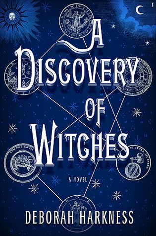 A Discovery of Witches by Deborah Harkness  Book Club rated 10/10