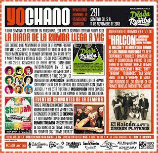 SANT GAUDENCI Rumba Catalana: YOCHANO nº291