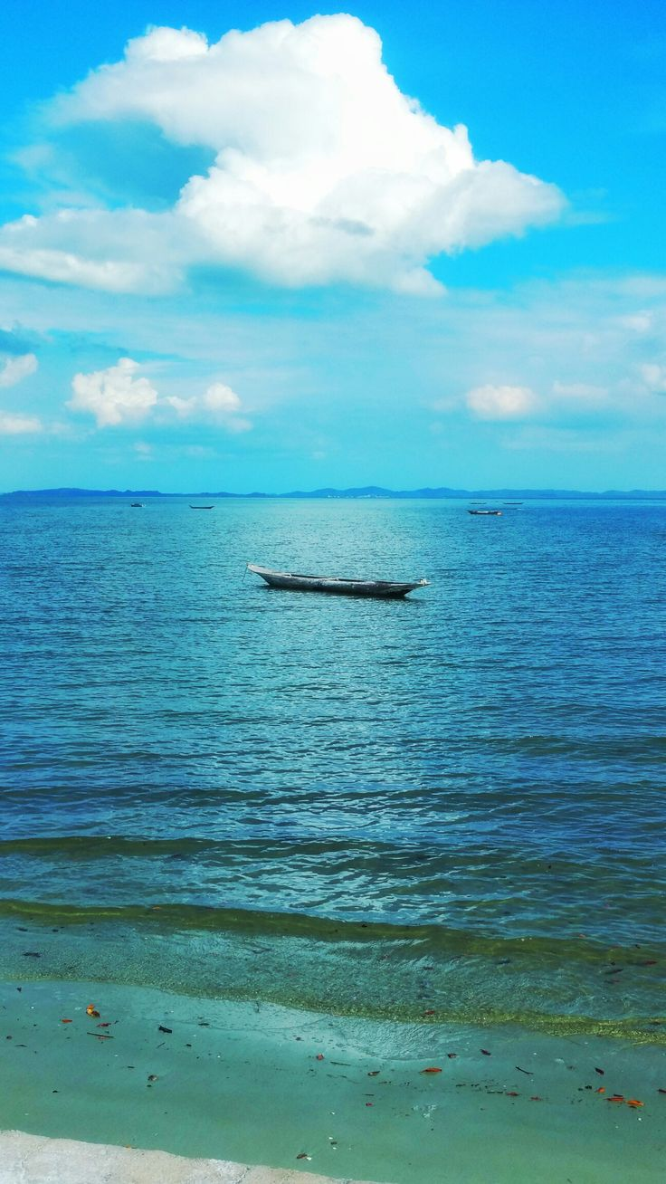 Praia de Itapema - Santo Amaro - Bahia