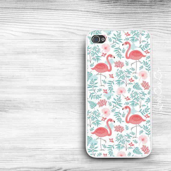 Pretty Flamingos iPhone 5s Case / iPhone 5 Case / par LovelyCaseCo, $18.00