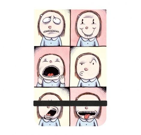 Enriqueta, by Liniers.