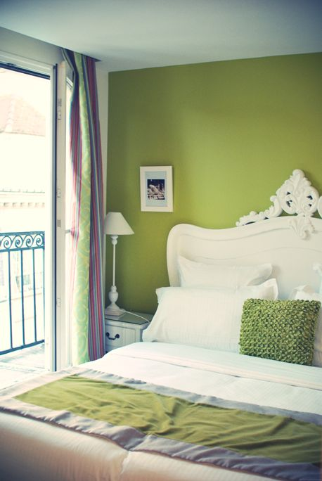 Hotel Cluny Square Paris #countryliving #dreambedroom