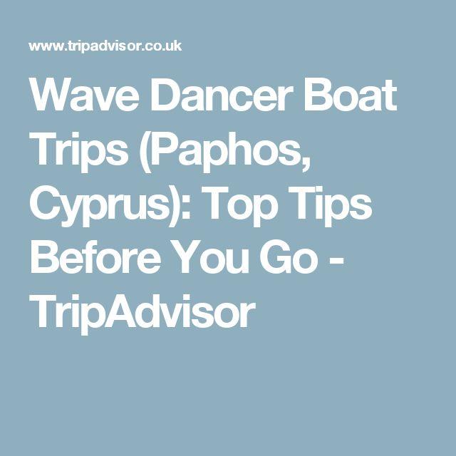 Wave Dancer Boat Trips (Paphos, Cyprus): Top Tips Before You Go - TripAdvisor
