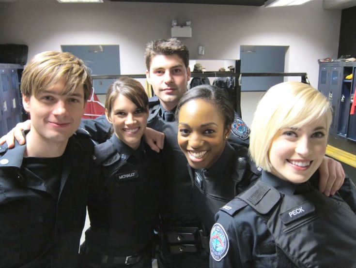 The cast and crew of Rookie Blue take us behind the scenes of the McSwarek wedding in the season 6 finale.