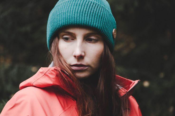 Evergreen Timberjack Beanie by VAI-KØ