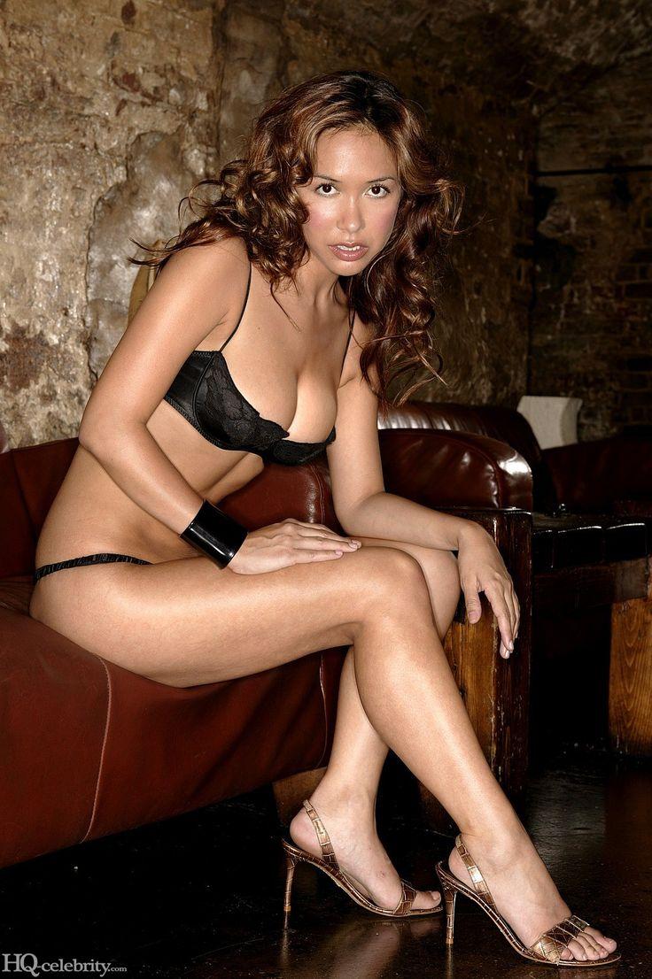 Myleene Klass in a sexy new lingerie shoot. - HQ Celebrity ...