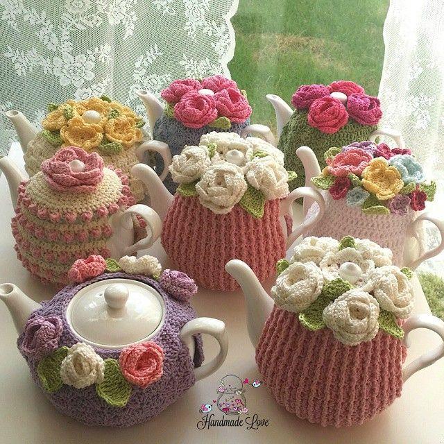 Free Crochet Pattern Small Tea Cozy : Best 25+ Tea cozy ideas only on Pinterest Knitted tea ...