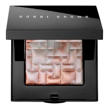 Bobbi Brown pink glow highlighting powder