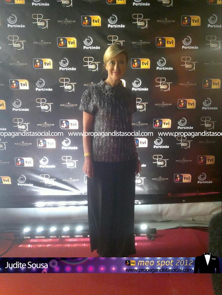 Judite Sousa. Todas as fotos em: http://propagandistasocial.com/festaveraotvi2012