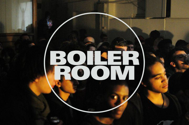 """Boiler Room""  Bringing variated, quality music from the UK and beyond to the masses. Get 2 know!"