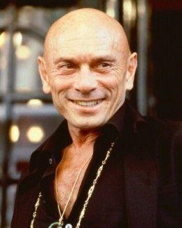 Top Ten List of Good Looking Bald Men