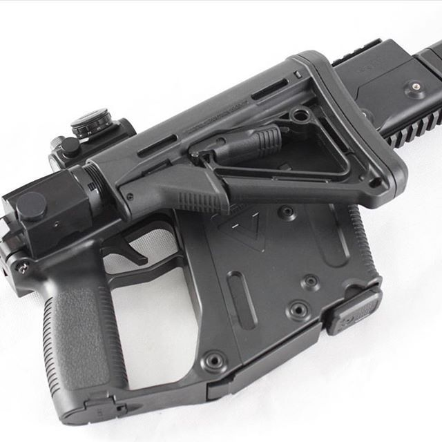 You can count on one hand the number of these we have left. And we wont be making any more. Get it while you can! It's as easy as...our Aluminum Folding Vector Adapter. Accepts all AR-15 buttstocks and pistol braces. Works with commercial & mil-spec buffer tubes.  #foldingstock #krissvector #kriss #vector #pistolbrace #modular #sbr #blackrifle #aluminum #matadorarms #madeinamerica #madeincanada #ar15 #tactical #stowandgo #backpackgun #2a #2ndamendment #igmilitia #gunsofinstagram