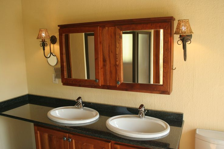 Bathrooms of Raptors View