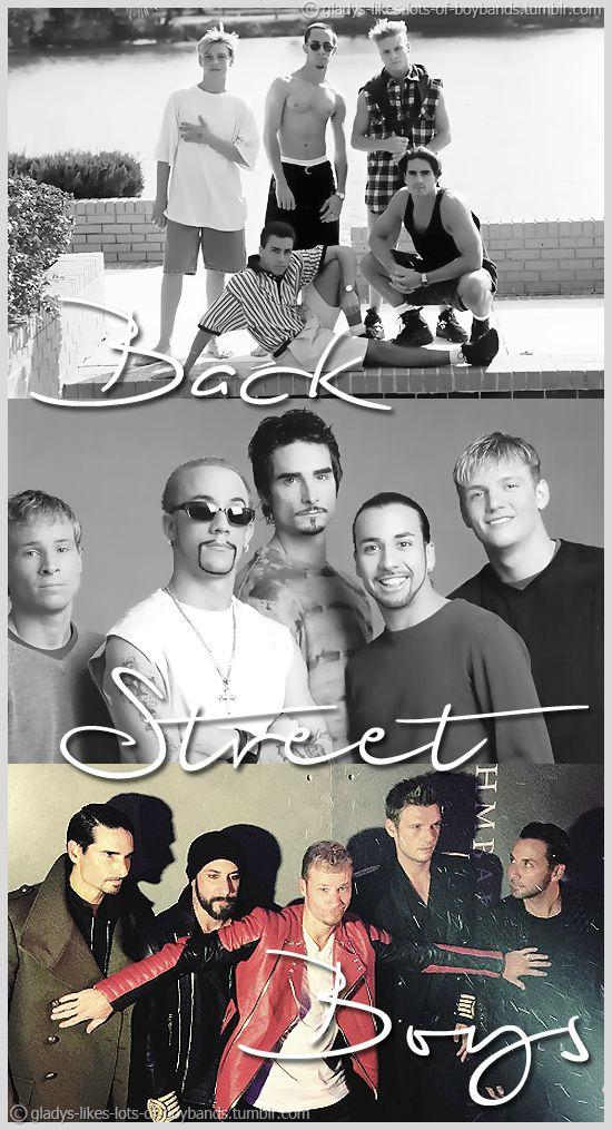 THE BACKSTREET WORLD : Photo