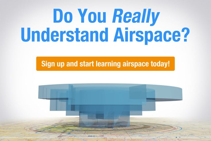 Airspace can be clear and easy to understand are you