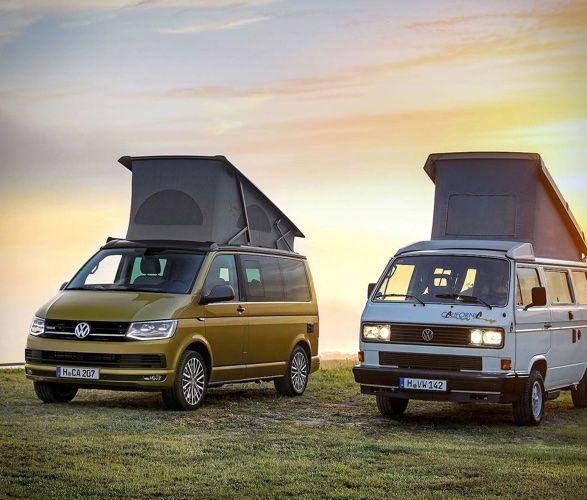 Vw California Camper Van 30 Years Edition In 2020 Vw California Camper Volkswagen Vw Campervan