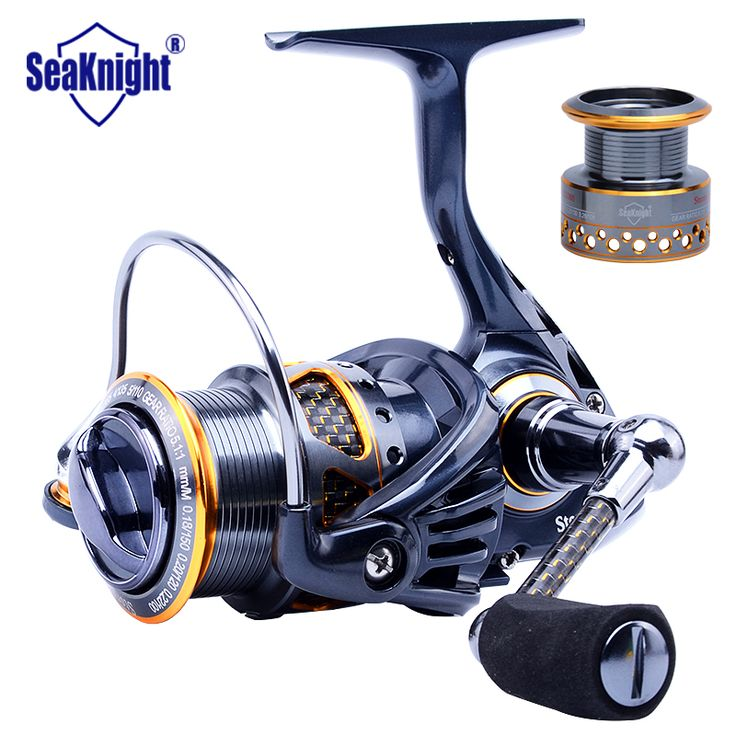 17 best images about seaknight best aluminum spool spinning, Reel Combo