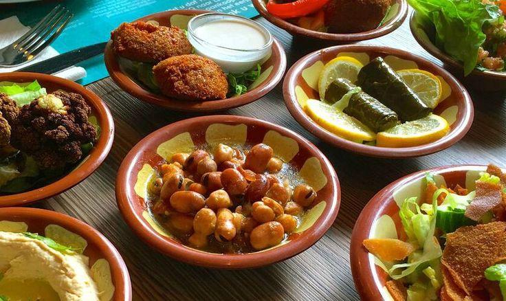 De smaak van het Midden-Oosten in hartje Rotterdam bij Le Souq