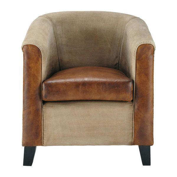 1000 id es sur le th me sofa comprar sur pinterest qual a dist ncia canap - Fauteuil club maison du monde ...