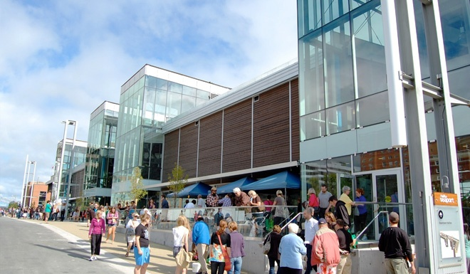 The Halifax Seaport Market on the waterfront is a must for every visitor and resident itinerary