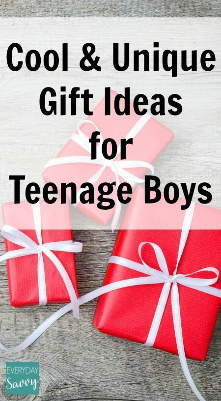 Finding that perfect thing for your teen boy can be a big challenge. We are here to help with lots of super cool things your teenage boy will love. Instead of buying him a bunch of small gifts, he will appreciate one or two nice things that he will use. We have a little of everything on this list like electronics, something to wear, games and more.