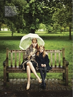 Kristen McMenamy | Tim Walker | Vogue Italia October 2012 | Black AndRoses - 3 Sensual Fashion Editorials | Art Exhibits - Anne of Carversville Women's News