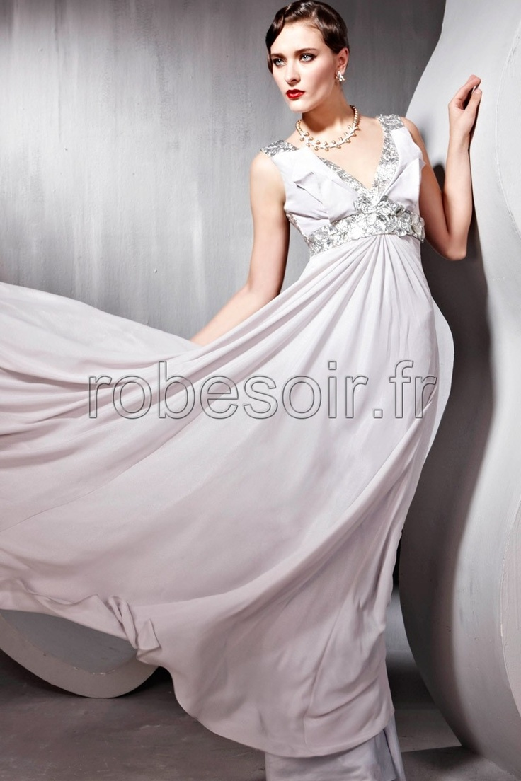 7 best images about robe invit e un mariage on pinterest for Robes de mariage empire uk