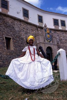 Traditional Costume from Brazil