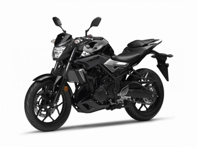 Nova Yamaha MT-03 2016 01