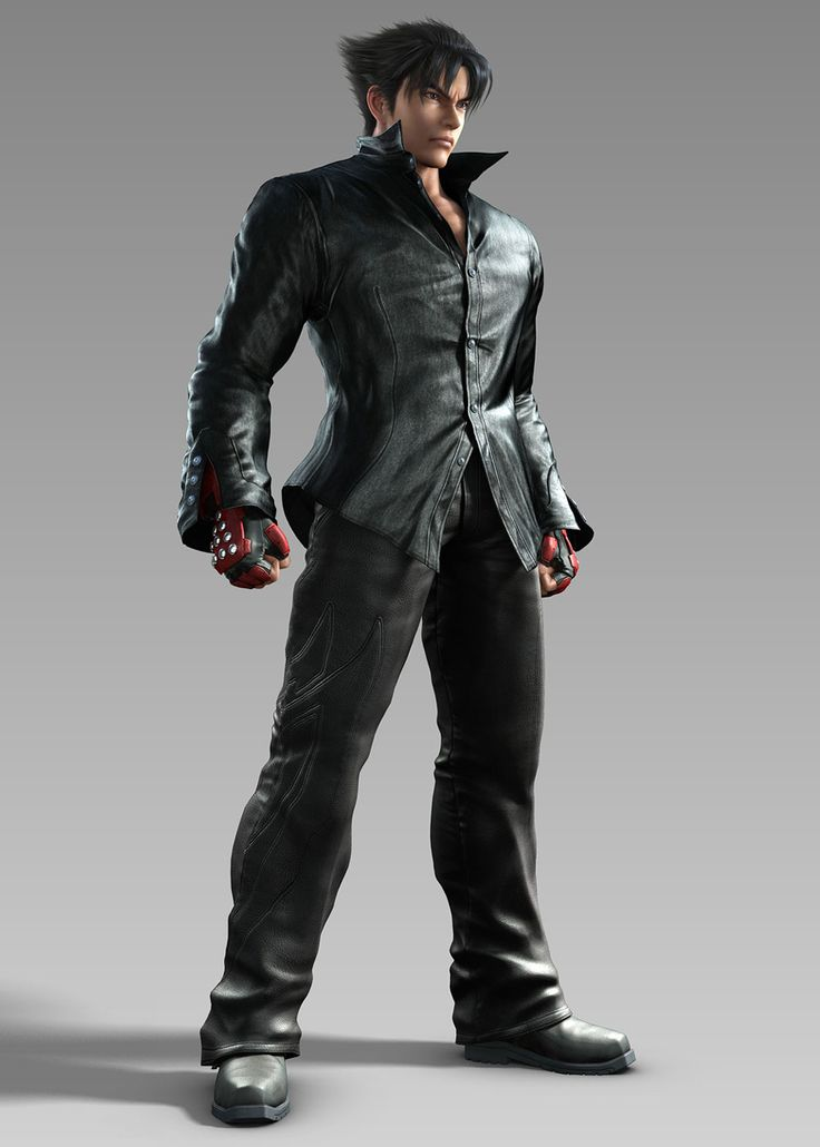 Jin Kazama - Tekken: Blood Vengeance