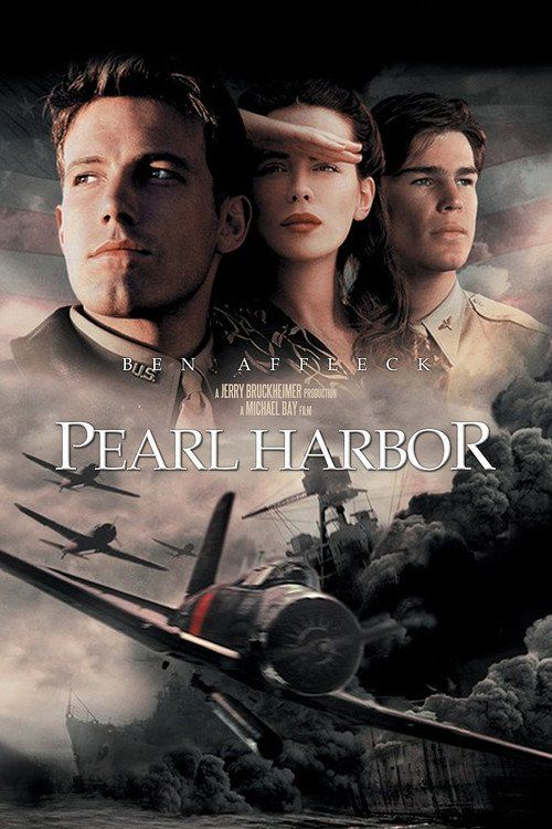 Watch->> Pearl Harbor 2001 Full - Movie Online