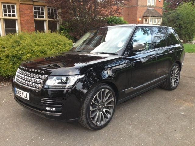 Range Rover Black >> RANGE ROVER VOGUE TDV8 AUTOBIOGRAPHY | Inköp | Pinterest