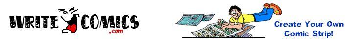 Tülays IKT-sida: WriteComics: Gör tecknade serier