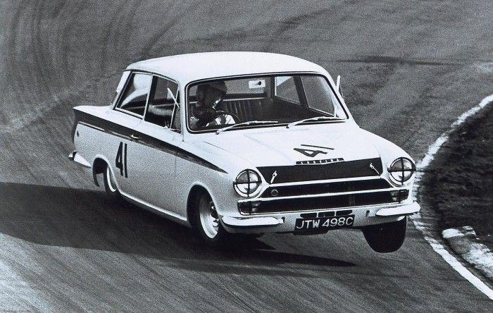 Jim Clarke Ford Cortina Lotus